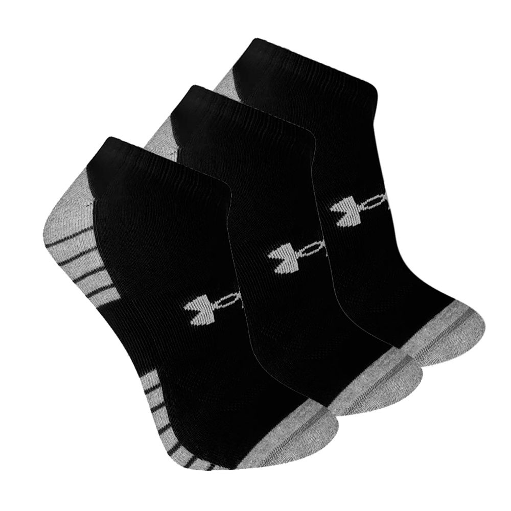 Kit Meia Under Armour Heatgear No Show