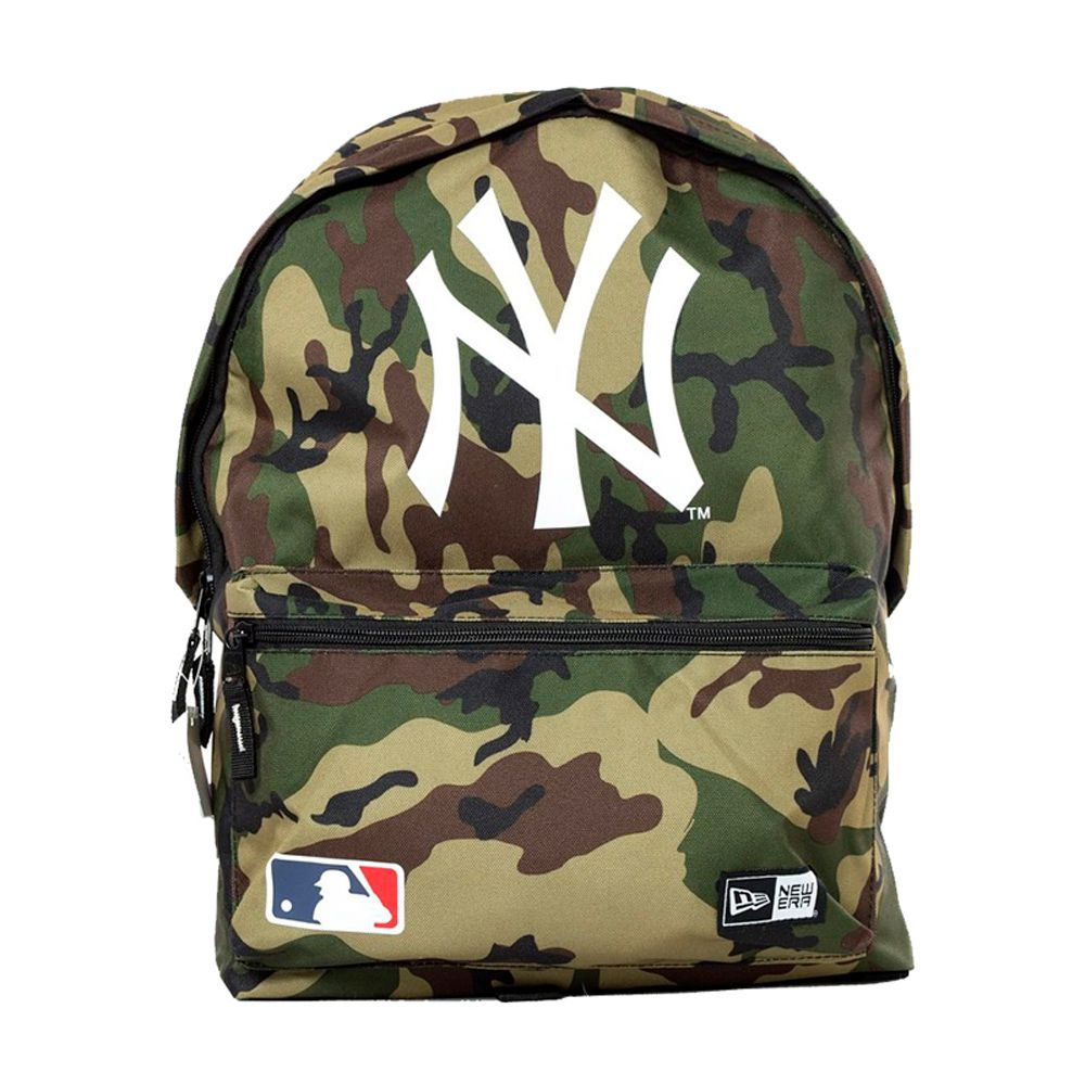Mochila New Era Mlb New York Yankess Camuflada