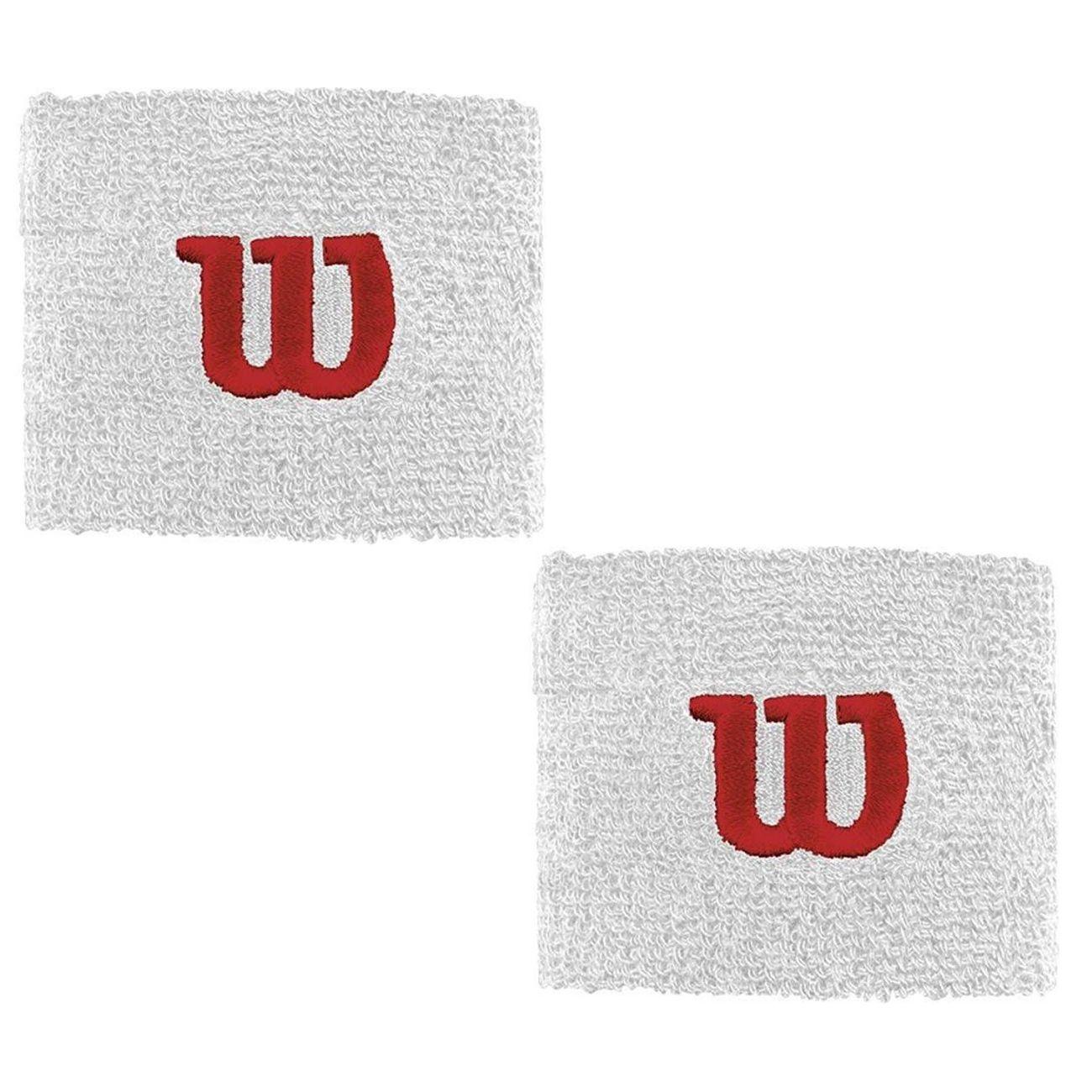 Munhequeira Wilson Wristband Logo