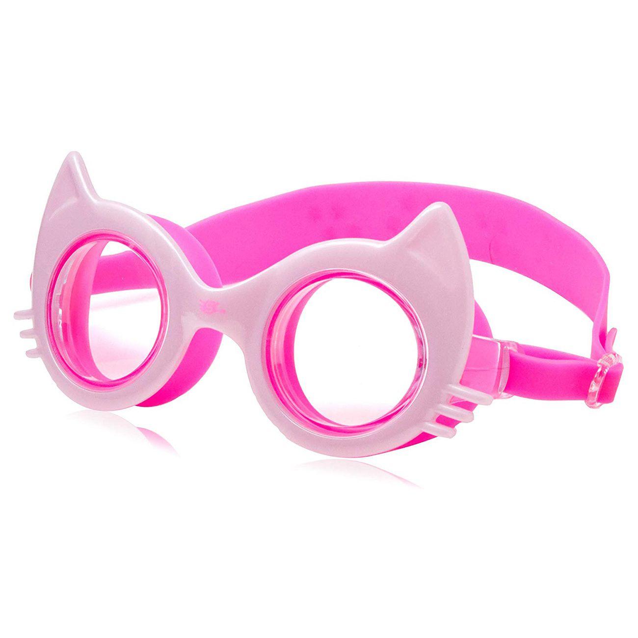 Óculos De Natação Speedo Cat Rosa Cristal
