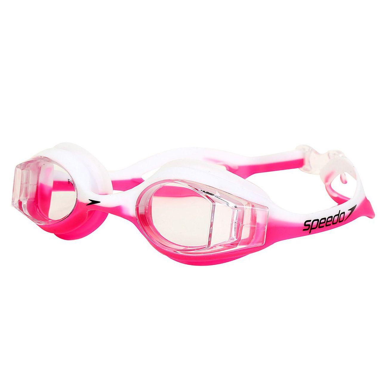 Óculos De Natação Speedo Focus Rosa Cristal