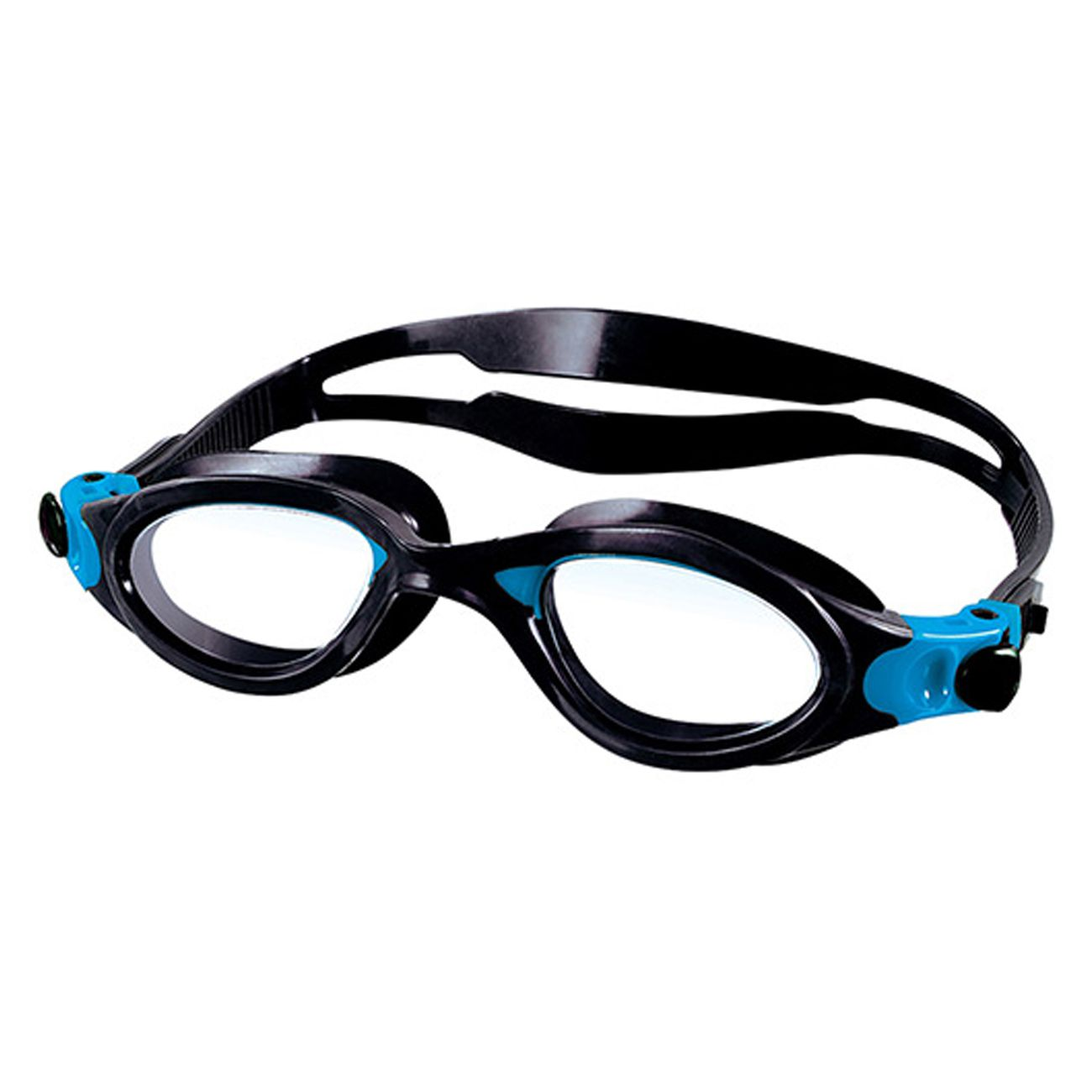 Óculos De Natação Speedo Phanton Azul Cristal