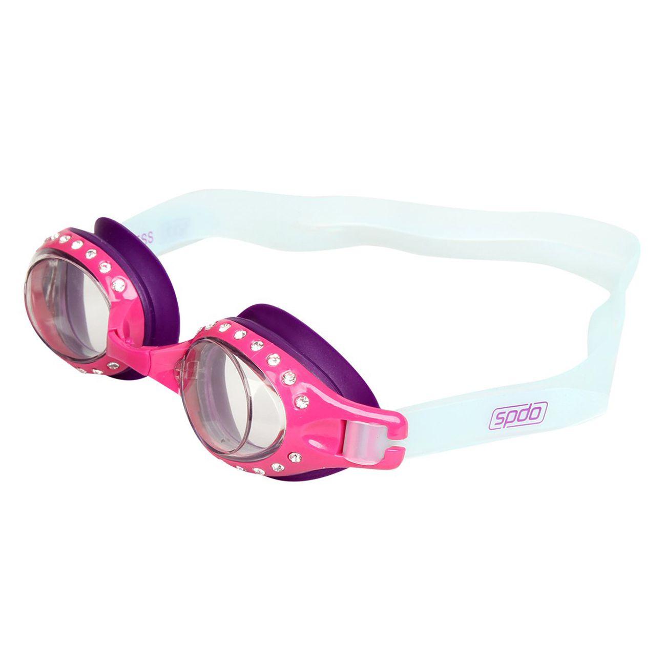 Óculos De Natação Speedo Princess Uva Cristal