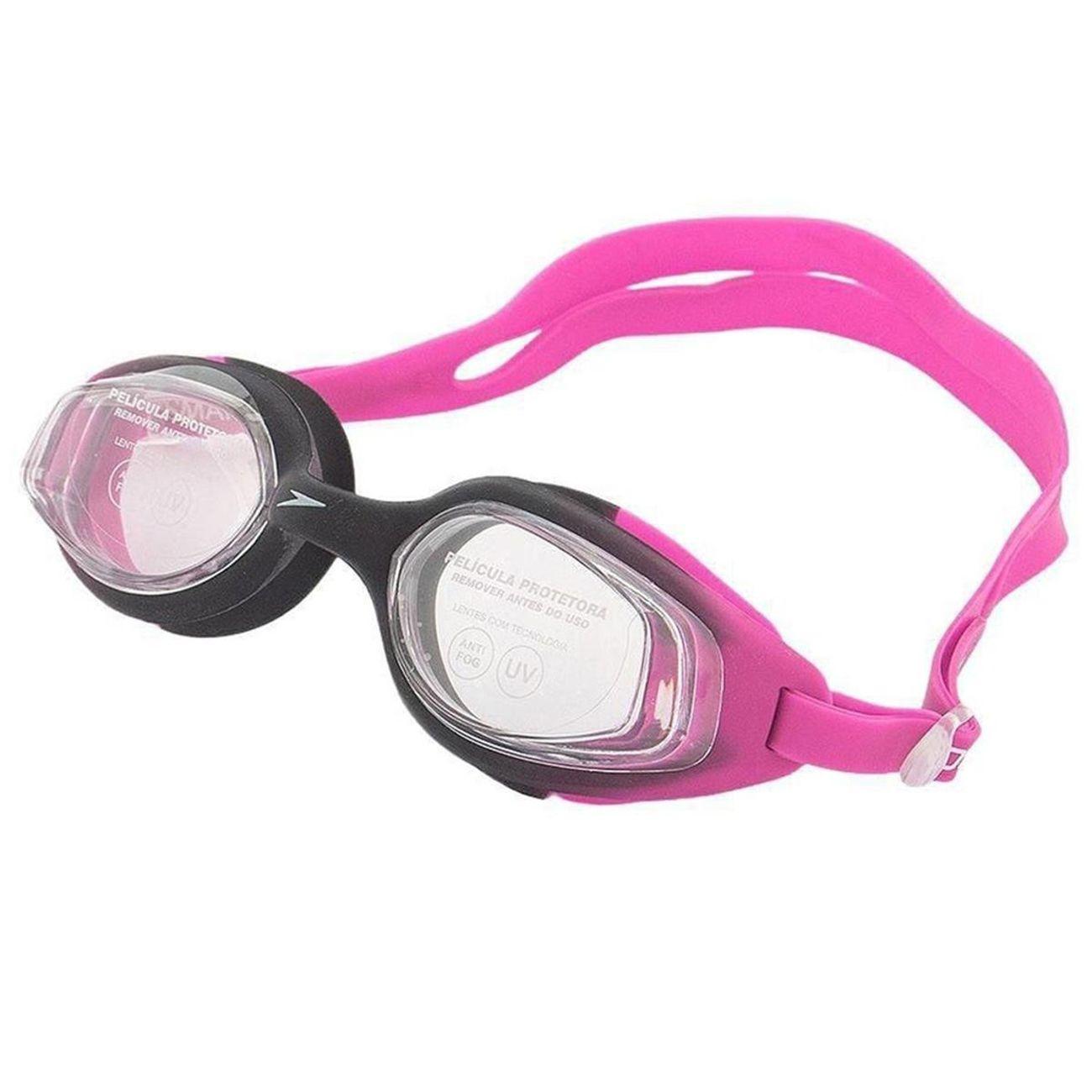 Óculos De Natação Speedo Smart Rosa Cristal
