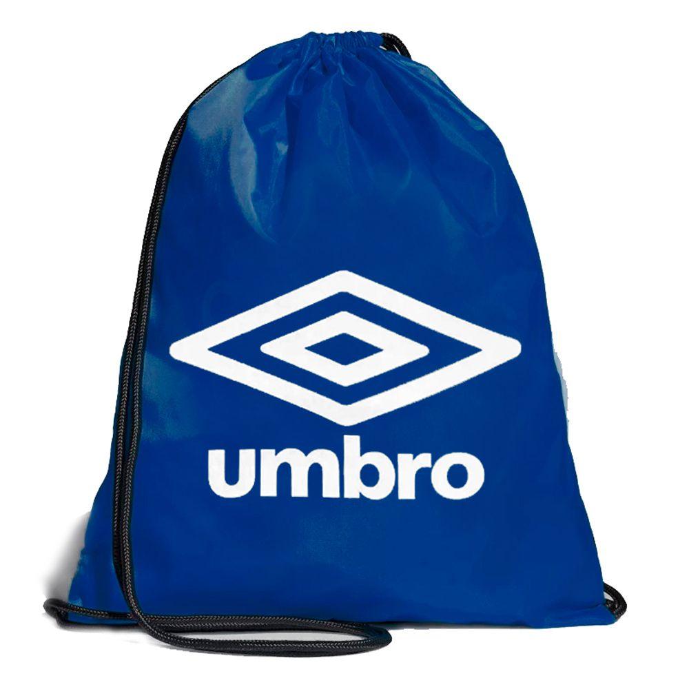 Saco Umbro Gym Sack Diamante Azul