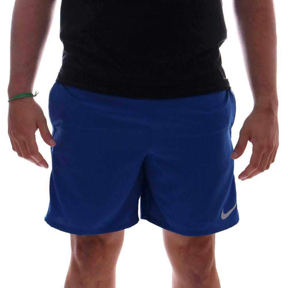 Short Nike Dry 7 Running Masculino Azul