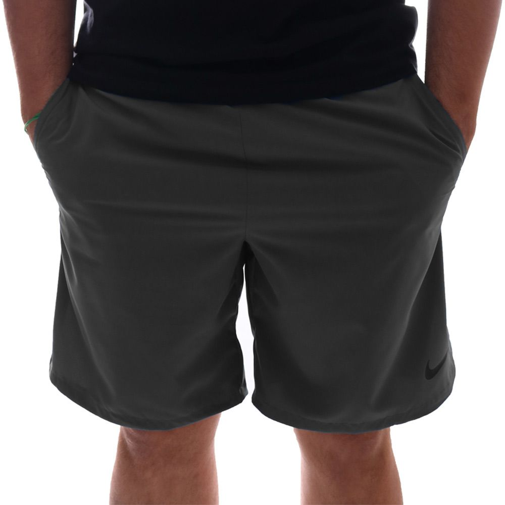 Short Nike Flex Woven 2.0 Masculino Cinza