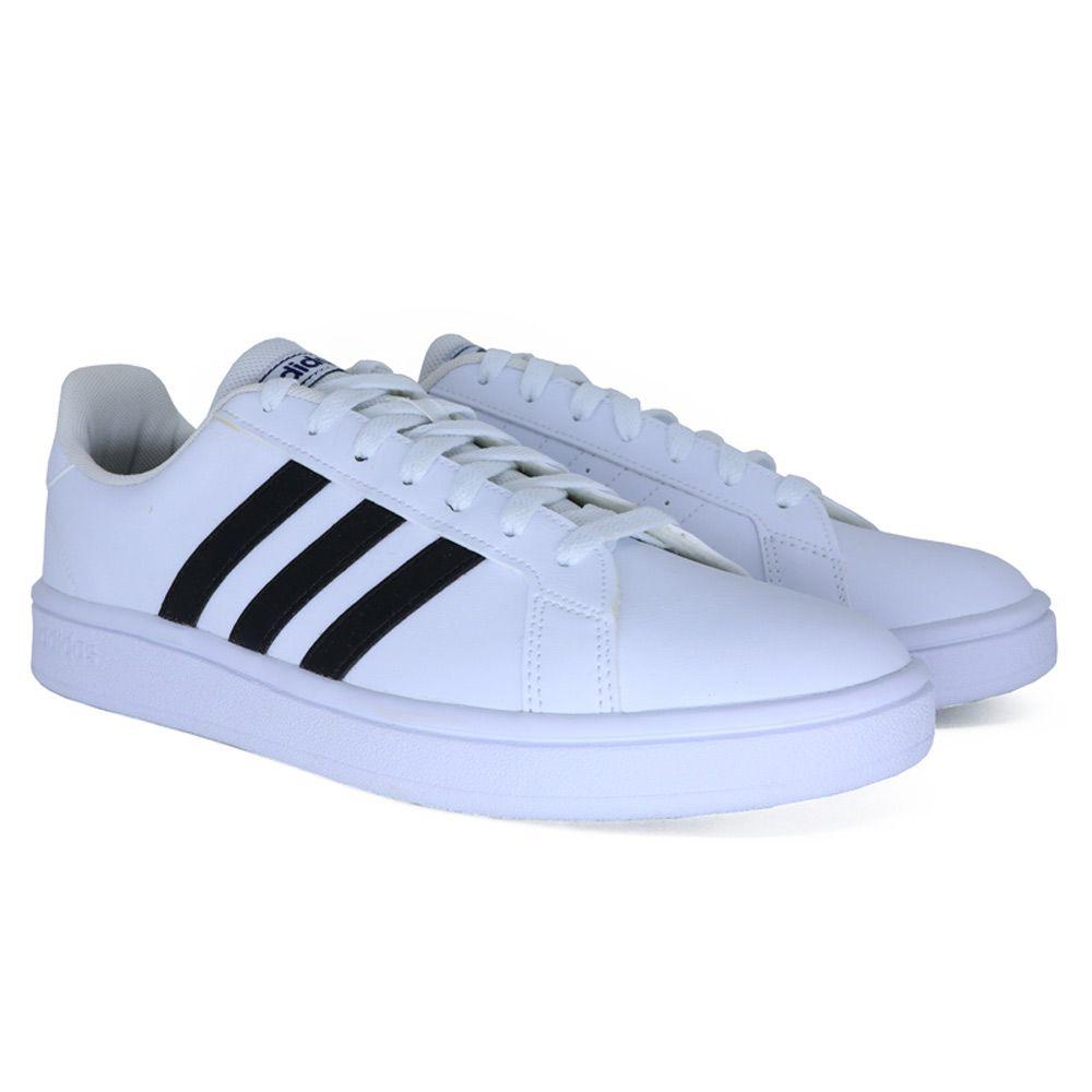 Tênis Adidas Grand Court Base Branco