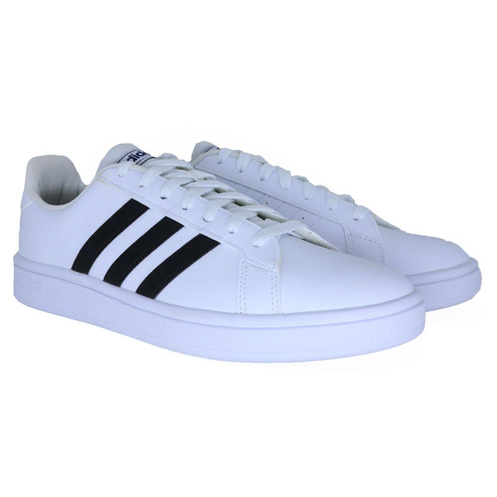 Tênis Adidas Grand Court Base Feminino Branco