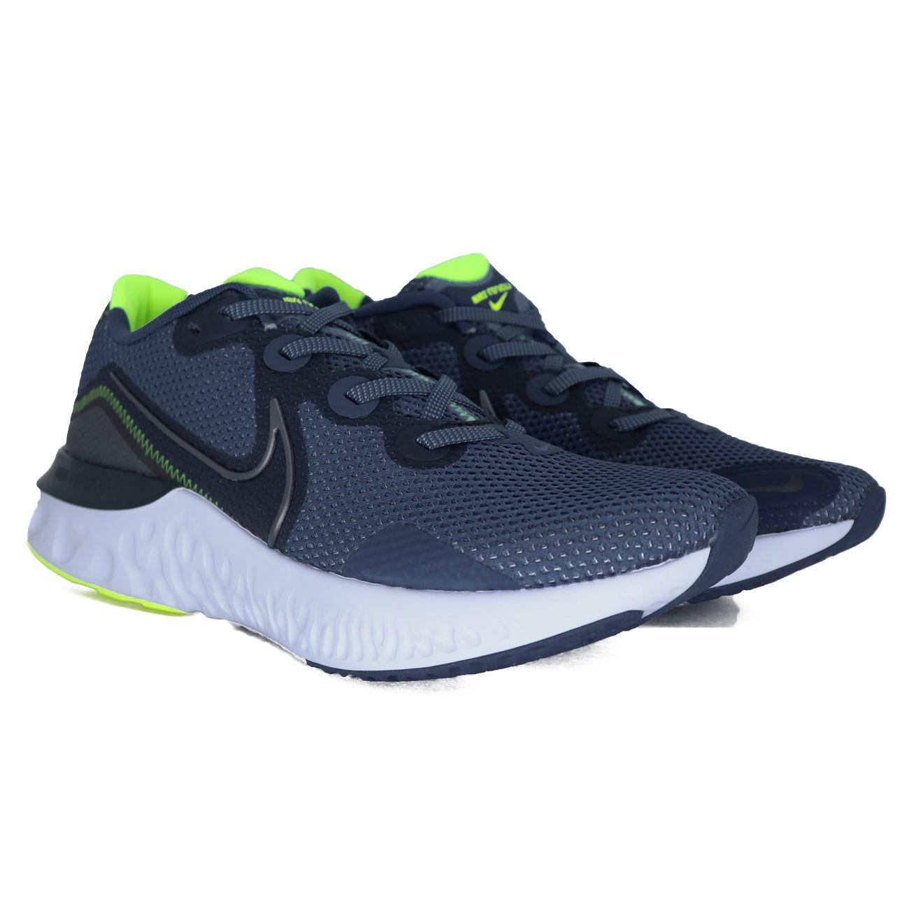 Tênis Nike Renew Run Cinza
