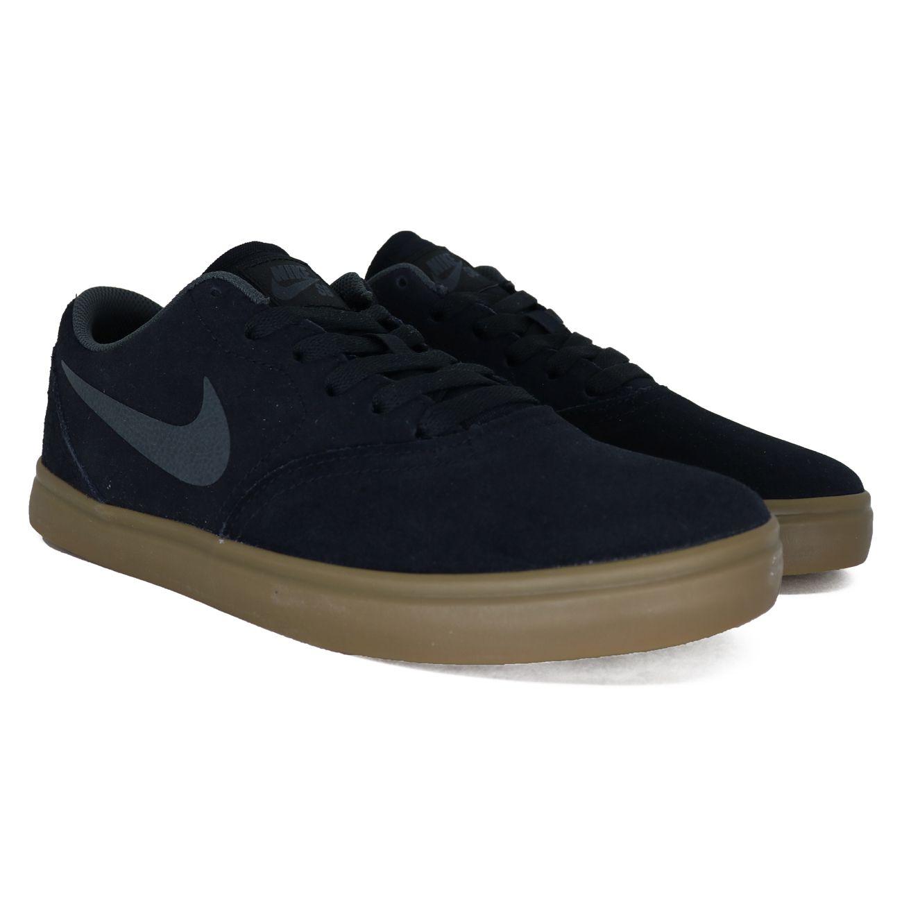 Tênis Nike SB Check Preto E Cinza