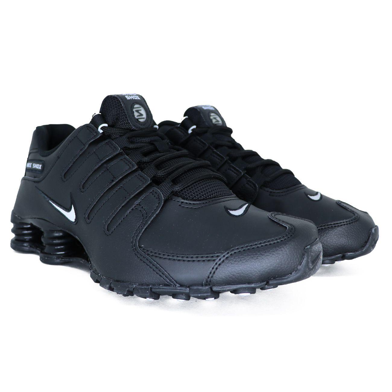 Tênis Nike Shox Nz Preto