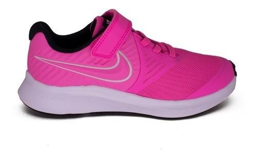 Tênis Nike Star Runner 2 Infantil Rosa