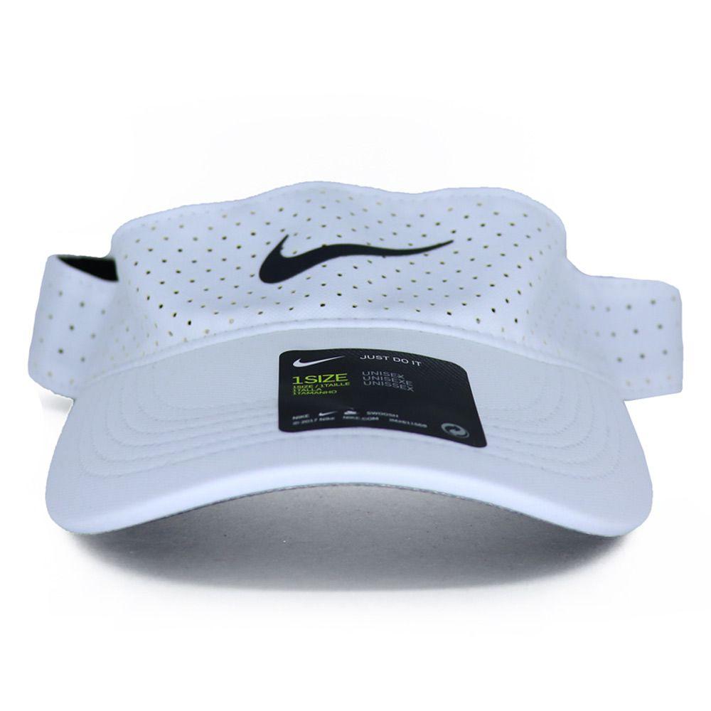 Viseira Nike Aerobill Branco