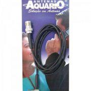 Adaptador Antena para Celular Semi Universal CF340 Aquario