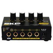 Amplificador de Fone de Ouvido 4 Canais HA-420