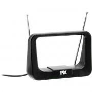 Antena para TV Interna UHF/VHF HDTV Digital