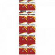 Bateria 12V Alcalina LR-V08-1B (cartelao C/ 10 UNID.) Panasonic - BLI / 10