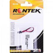 Bateria Recarregavel para Telefone sem Fio 300MAH 3,6V Rontek