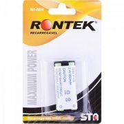 Bateria Recarregavel para Telefone sem Fio 800MAH 2,4V Rontek