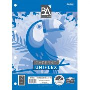 Bloco para Fichario Universit. Uniflex 96FLS.