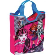 Bolsa Shopping BAG/TOTE Monster HIGH Sortidos