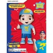 Boneco e Personagem Boneco Luccas Neto Gigante 45C