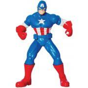 Boneco e Personagem Capitao America Comics 50CM.