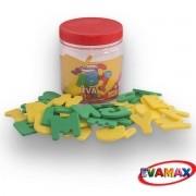 Brinquedo Pedagogico EVA PQ ABC 5MM 5X3CM 62PCS 2ABC/2V