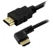Cabo HDMI HDMI X HDMI 90O 2.0 4K 2MTS.