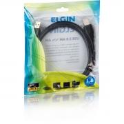 Cabo USB 2.0 AM X AM 1,8MTS. (7897013553004)
