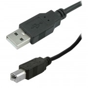 Cabo USB 2.0 AM X BM 5MTS.