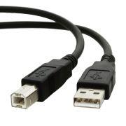 Cabo USB a Macho para USB B Macho 2.0 10 Metros