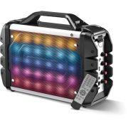 Caixa Acustica 6 em 1 C/MICROFONE  LED 100WRS