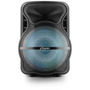 "Caixa Amplificada Multiuso 15"" 450W Bluetooth, USB, SD e FM CM 950 BT"
