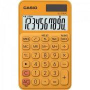 Calculadora de Bolso 10 Digitos SL-310UC-RG Laranja Casio