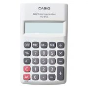 Calculadora de Bolso 8 Digitos HL-815L-WE-S4-DP Branca