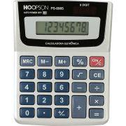 Calculadora de Bolso 8DIGITOS Bateria Prata