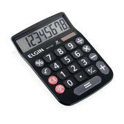 Calculadora de Mesa 8 Digitos MV-4133 Preta