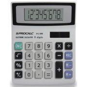 Calculadora de Mesa 8DIGITOS MOD.PC086 BAT/SOLAR