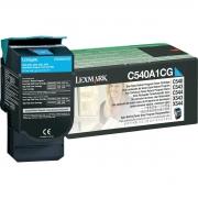Cartucho de Toner Orig.lexmark C540A1CG Ciano C540/C543/C544