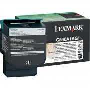 Cartucho de Toner Orig.lexmark C540A1KG Preto C540/C543/C544