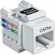 Conector Femea CAT5E T568A/B Sohoplus