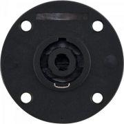 Conector Speakon Femea 4 Polos HP017 HYX