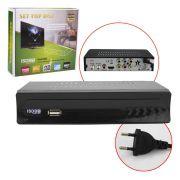 Conversor e Gravador Digital FULL HD para TVS Entrada RCA - HDMI-USB Lotus