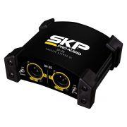 Direct BOX Passivo Stereo DI-2S