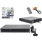 DVD Player Entrada USB Karaoke HDMI RCA Resolucao 1080P KP-D112 KNUP