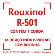 Encordoamento ACO Inoxidavel 1MI (R50) C/BOL