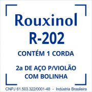 Encordoamento ACO Inoxidavel 2SI (R20) C/BOL