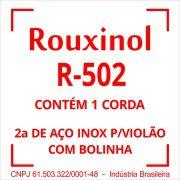 Encordoamento ACO Inoxidavel 2SI (R50) C/BOL